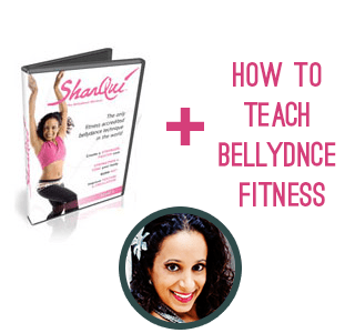 SharQui Level 1 + How to Teach Bellydance Fitness