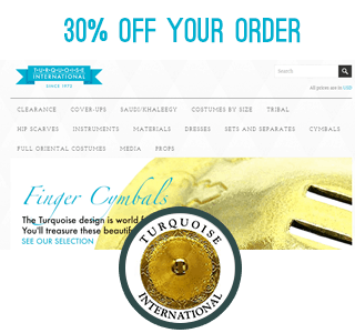 30% Off One Order Coupon
