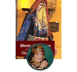 Egyptian Ethnic Costume Seminar