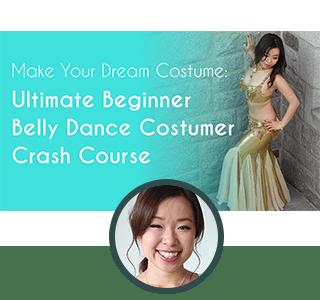 Make Your Dream Costume: Ultimate Beginner Crash Course