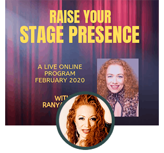 Raise Your Stage Presence