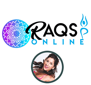 One Month of Raqs Online